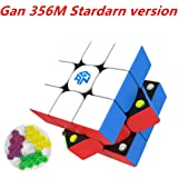 Cuberspeed Gan356 M stardard Version stickerless 3x3 Speed Cube GAN 356 M 3x3x3 Magnetic Speed Cube
