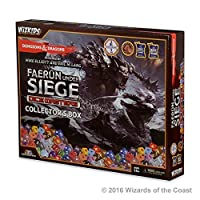 Dungeons & Dragons Dice Masters Faerun Under Siege Collector's Box by Dungeons & Dragons Dice Masters