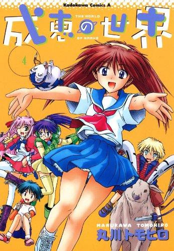成恵の世界(4) (角川コミックス・エース)