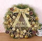 (スキダヤ) sukidaya クリスマスリース クリスマスオーナメント クリスマス 飾り 玄関 ドア 窓 インテリアの飾り 華やか おしゃれ 可愛い