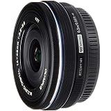 OLYMPUS V314070BU000 M.Zuiko Digital ED 14-42mm F3.5-5.6 EZ Lens (Black), 100