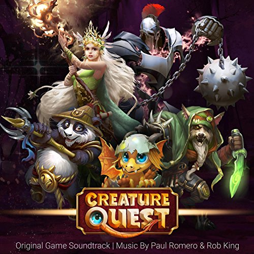 Creature Quest (Original Soundtrack)