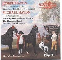 Horn Concerto 1 in D/Sym 31