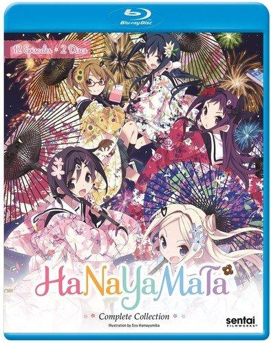 Hanayamata/ [Blu-ray] [Import]