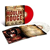 Moulin Rouge - Music from Baz Luhrmann's Film - Exclusive Limited Edition Red & Clear Colored 2x Vinyl LP [Condition-Mint/Nea