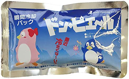 【アサヒ企画】瞬間冷却パック ドン・ピエール ×5個セット