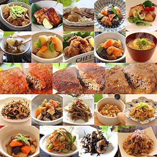 お惣菜おかわり 肉肉お惣菜プラス福袋 惣菜 冷凍食品 セット おかず 合計22パック (22種類×1パック)
