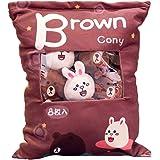 Plush Pillow Cute Animals Doll Toy for Teens Girls Kids,Sofa Chair Decorative Pillow
