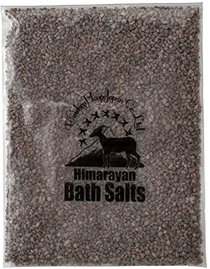 測定可能ペルセウスシールヒマラヤ岩塩 バスソルト ブラック 小粒 3kg