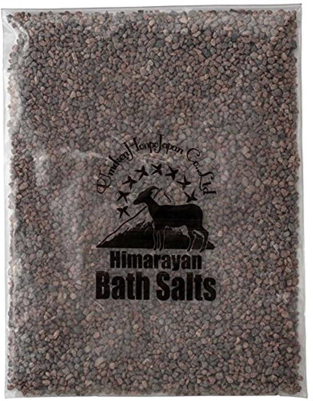 最終的に体系的に戻るヒマラヤ岩塩 バスソルト ブラック 小粒 2kg