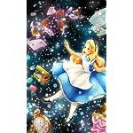 ディズニー FVGA(480×800)壁紙 アリス