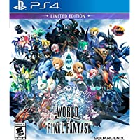 World of Final Fantasy Limited Edition PlayStation 4 ワールドオブファイナルファンタジー限定版プレイステーション4 ビデオゲーム 北米英語版 [並行輸入品]