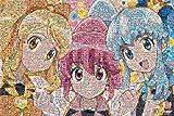 500ピース ジグソーパズル プリキュア10th モザイクアート ラージピース(50x75cm)