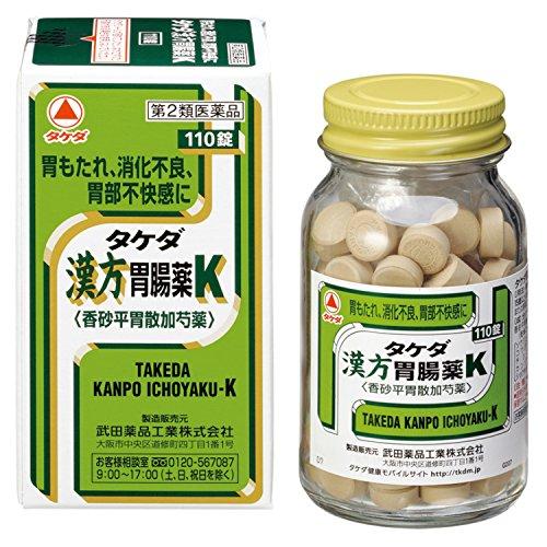 (医薬品画像)タケダ漢方胃腸薬K