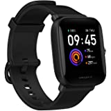 Amazfit Bip U Health Fitness Smartwatch with SpO2 Measurement, 9-Day Battery Life, Breathing, Heart Rate, Stress, Sleep Monit
