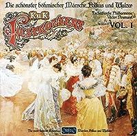 K. u. K. Festkonzert, Vol. 1 by Czech Philharmonic Orches