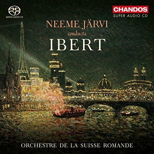 Ibert: Jarvi Conducts Ibert
