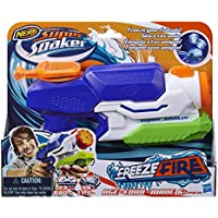 Nerf ナーフ フリーズファイヤー ブラスター Super Soaker Freezefire Blaster [並行輸入品]
