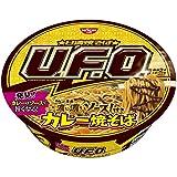 焼そばU.F.O. カレー専用濃い濃いソース付きカレー焼そば 114g ×12食