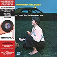 Some People Can Do What They Like - Cardboard Sleeve - High-Definition CD Deluxe Vinyl Replica by Robert Palmer (2012-01-24)