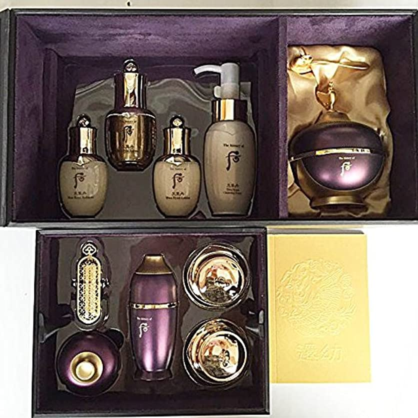 砲兵遺棄されたオーラルThe History of Whoo Hwanyu Dongango Eyecream Special Set 2015 New[行輸入品]