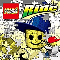 【DJ YUMA】RIDE Volume.62/HIP HOP R&B/MIX CD