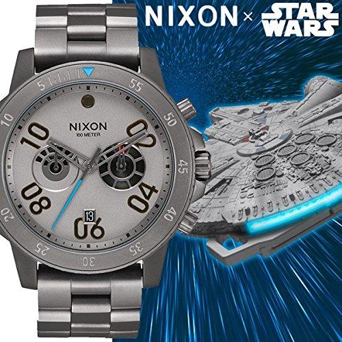 NIXON ニクソン STAR WARS レンジャー クロノ RANGER CHRONOMILLENNIUM FALCON ミレニアムファルコンスターウォーズ メンズ レディース starwars a549sw2385 a549sw-2385 [並行輸入品]