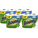 Bounty Select-A-Size Paper Towels, White, 8 Double Plus Rolls 20 Regular Rolls