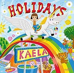 木村カエラ「HOLIDAYS」のCDジャケット