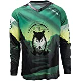 Weimostar Cycling Jersey Men Long Sleeve MTB T Shirt Mountain Bike Motorcycle Bicycle Clothes