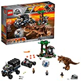 LEGO Jurassic World Carnotaurus Gyrosphere Escape 75929 Building Kit 577 pieces