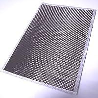 国産カーボンクロス綾織り 3K 約28cm×20cm