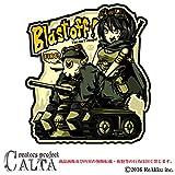 CALTA-ステッカー-BLAST OFF! (2.Mサイズ)