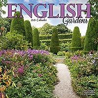 English Gardens - 2019 Wall Calendar - 12x12 [並行輸入品]
