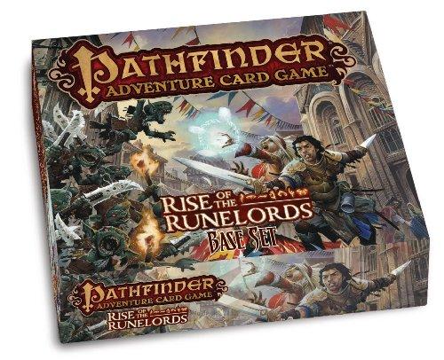 Pathfinder基本セットRise of Runelords[英語版・日本語ルール・シール付]