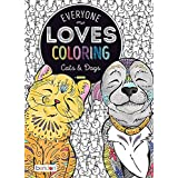 Bendon 90145 Cats & Dogs Advanced Coloring Book
