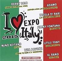 artisti vari - I love Expo Italy (1 CD)