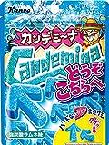 カンロ カンデミーナグミどうぞこちらへ強炭酸ラムネ 40g ×6個