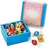 リンツ (Lindt) チョコレート ホワイトデー リンドールクラシックギフトボックス 20個入り ショッピングバッグS付