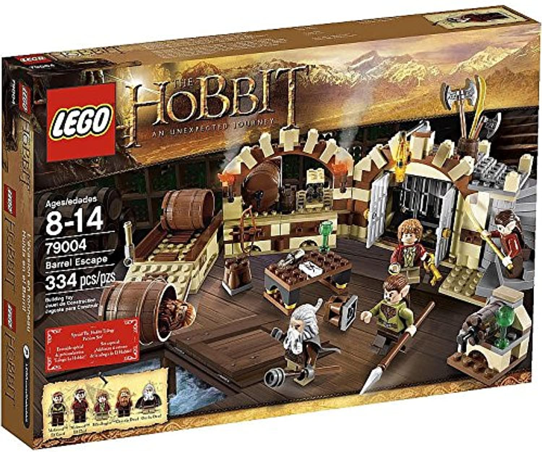 レゴ ホビット 79004 LEGO Hobbit Barrel Escape 海外限定品