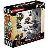 (ウィズキッズ) Wizkids D&D ダンジョンズ&ドラゴンズ レルムのミニチュアクラシックなキャラクターのボックス…
