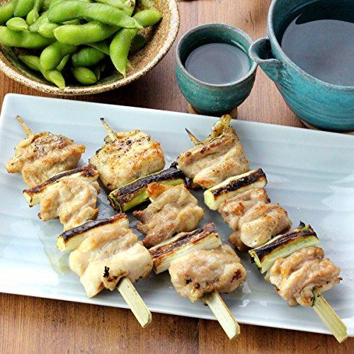 水郷のとりやさん 国産 鶏肉 ジャンボねぎま焼き鳥 塩味 3本入 銘柄鶏 水郷どり