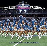 Dallas Cowboys Cheerleaders 2019 Calendar