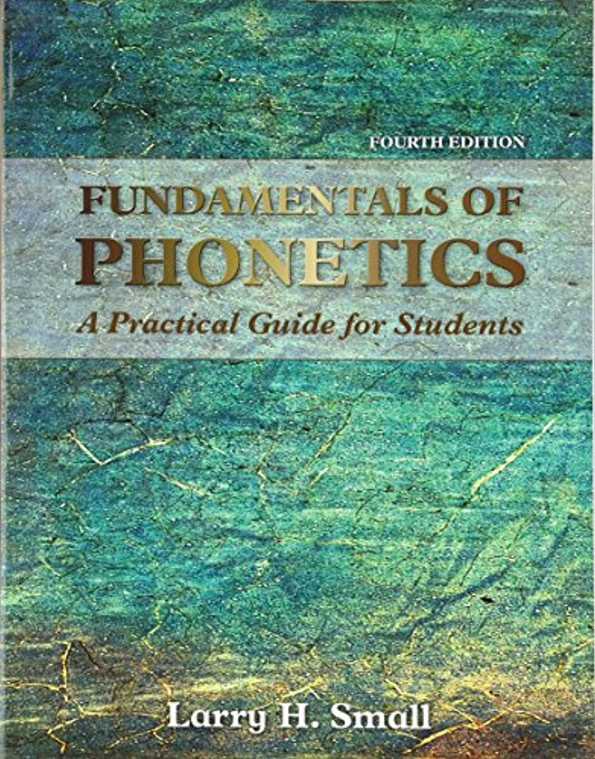 なかなかサーカスレプリカFundamentals of Phonetics: A Practical Guide for Students (4th Edition)