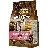 ニュートロジャパン ワイルド レシピ [超小型犬-小型犬用] 成犬用 チキン 2kg