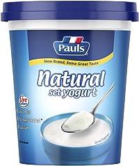 Pauls Natural Set Yoghurt, 470 g- Chilled