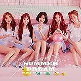 エリス - SUMMER DREAM (3rd Mini Album) CD+Booklet+3Photocards+Sticker+Mini Poster(On Pack)+Folded Poster [韓国盤]
