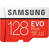 Samsung EVO Plus 32GB microSD Memory Card UHS-I U1 95MB/s with Adapter, (MB-MC32GA/APC)