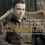 Lalo: Symphonie Espagnole/Saint-Saens: Vln Cto/Ravel: Tzigane