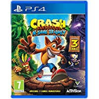 Crash Bandicoot N. Sane Trilogy (PS4) (輸入版)
